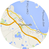 Map Plymouth